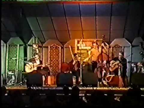GYPSY JAZZ BAND Brugge 19th August,2000