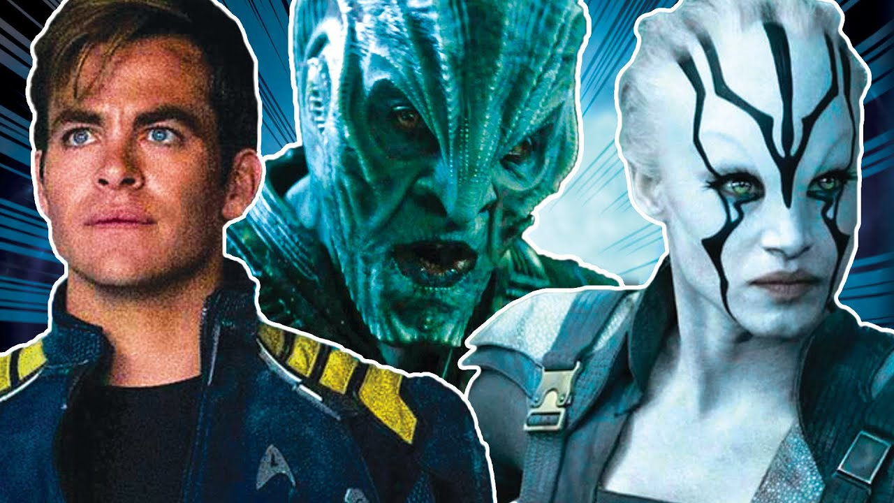 Top 10 Star Trek Beyond Facts