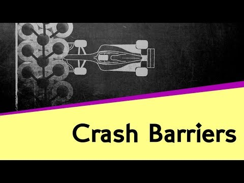 A short history of crash barrier technology in F1