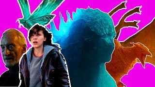 GODZILLA KING OF THE MONSTERS THE MUSICAL - Parody Song(Version Realistic)