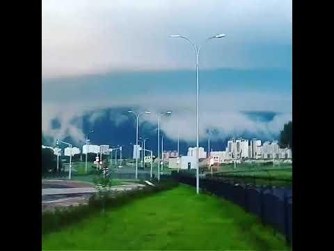 Фантастическая погода в Калуге