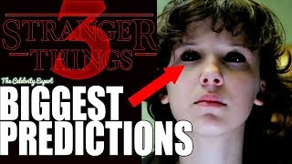Stranger Things Season 3 Theories and Predictions - Millie Bobby Brown 2018