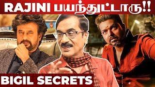 Working In Bigil, Vijay's Struggle, Rajini's Fear & Kamal's Help - Director Mano Bala Opens Up