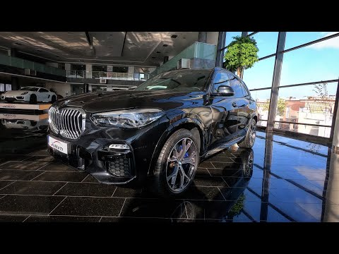 2020 BMW X5 M-sport In-depth Review Interior Exterior