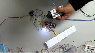 видео Управление освещением: импульсное, инфракрасное