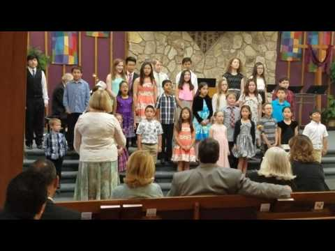 Simi Valley Adventist School Choir 5/20/2017