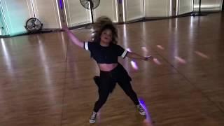 Échame la Culpa Luis Fonsi Demi  Lovato choreography by Heidi Garza
