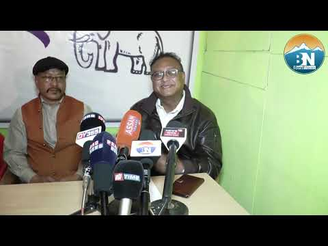 Dima Hasao AGP declares name of the candidates for forthcoming N.C Hills Autonomous Council election