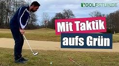 Grün anspielen (Taktik beim Golf)