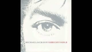 Michael Jackson - You Rock My World (Instrumental) (HQ)