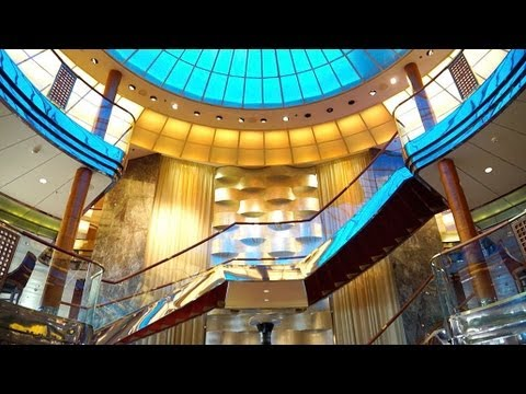 Celebrity Century Sky Suite 1055 balcony cabin room review ...