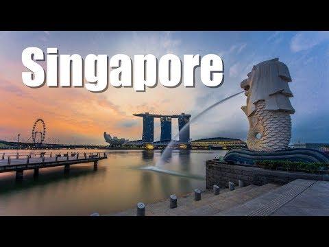 Singapore Top Best Places Sentosa island Marina bay tourism