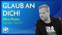 Durchhaltevermögen zeigen: Arbeite konsequent für deine Ziele // Oliver Pocher im Interview Teil 2/3