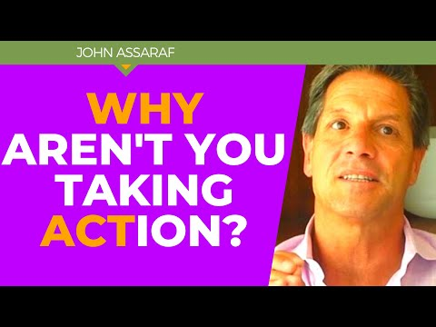 Why Aren't You REALLY Taking Action Toward Your Goals?