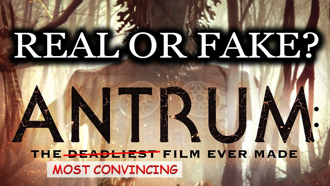 """Download Antrum """"The Deadliest Film Ever Made"""": Will you actually die after watching?"""
