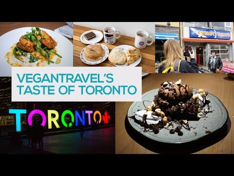 VeganTravel's Taste of Toronto