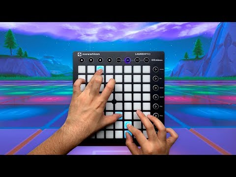 Making Music With Fortnite Music Block Sounds thumbnail