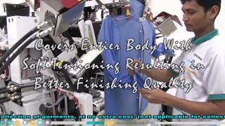 Pressto Drycleners UAE- Here is what we do