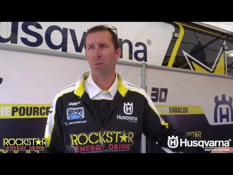 Behind the scenes at A2 2017 RockstarEnergy Husqvarna Factory Racing