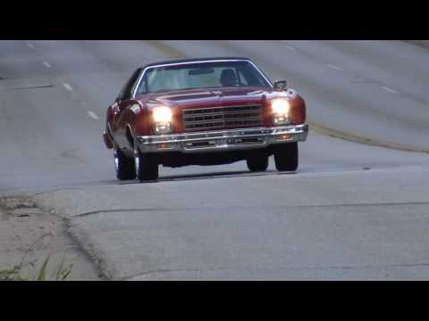 1977 Chevy Monte Carlo Classic Test Drive