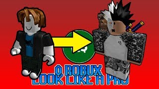 ROBLOX | HOW TO LOOK RICH WITH 0 ROBUX! [2018-2019] [BOYS VERSION]