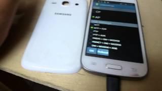 Liberar Samsung Core Plus de Nextel SM-G35OM