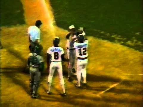 1987 - Indianapolis Indians Highlights From Bush Stadium