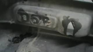 видео Самостоятельный ремонт пластикового бампера