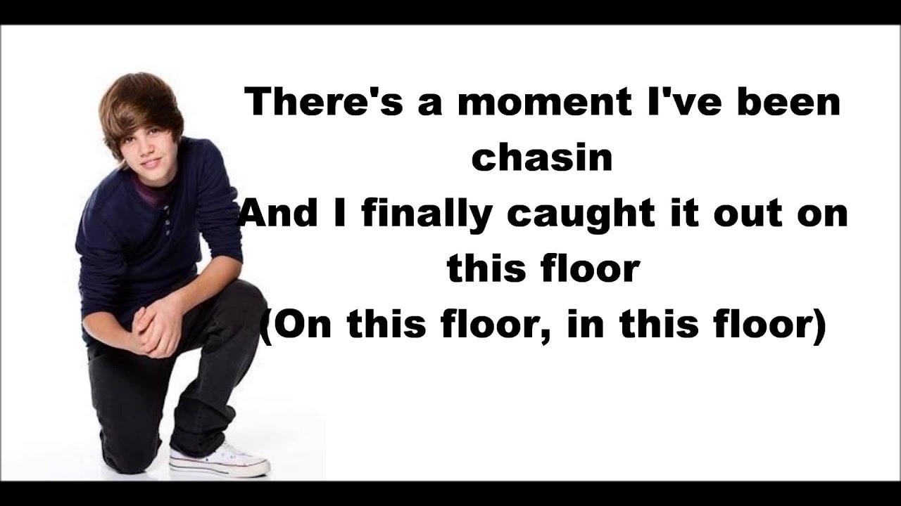 Justin Bieber Never Let You Go (lyrics) - YouTube