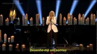 Blank Page - Christina Aguilera live PCA