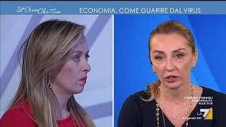 """Alessandra Ghisleri Su Giorgia Meloni: """"ha Mantenuto Le Sue Posizioni Dando La Sua ..."""