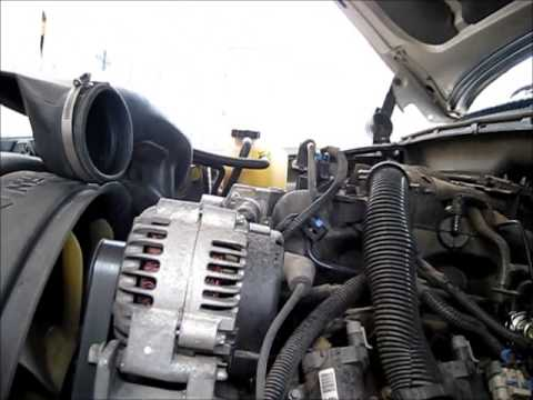 silverado 53 idle air control - YouTube