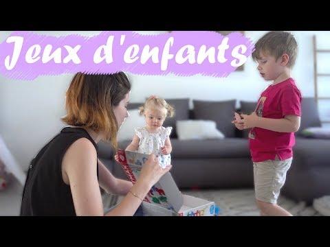 JEUX D'ENFANTS - ALLO MAMAN