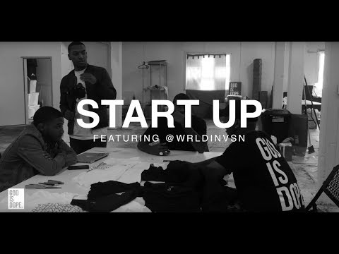 START UP: Advice For All Up And Coming T-Shirt Brands