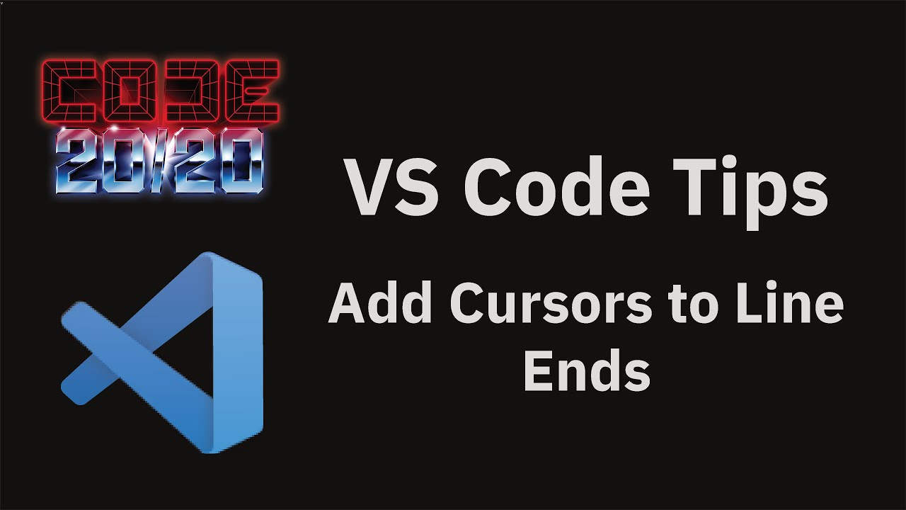 Add Cursors to Line Ends