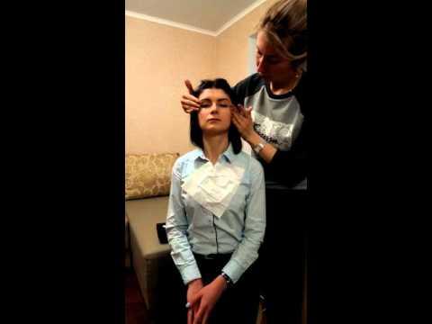 Коррекция лица, макияж в разных техниках/ Contouring face, make up