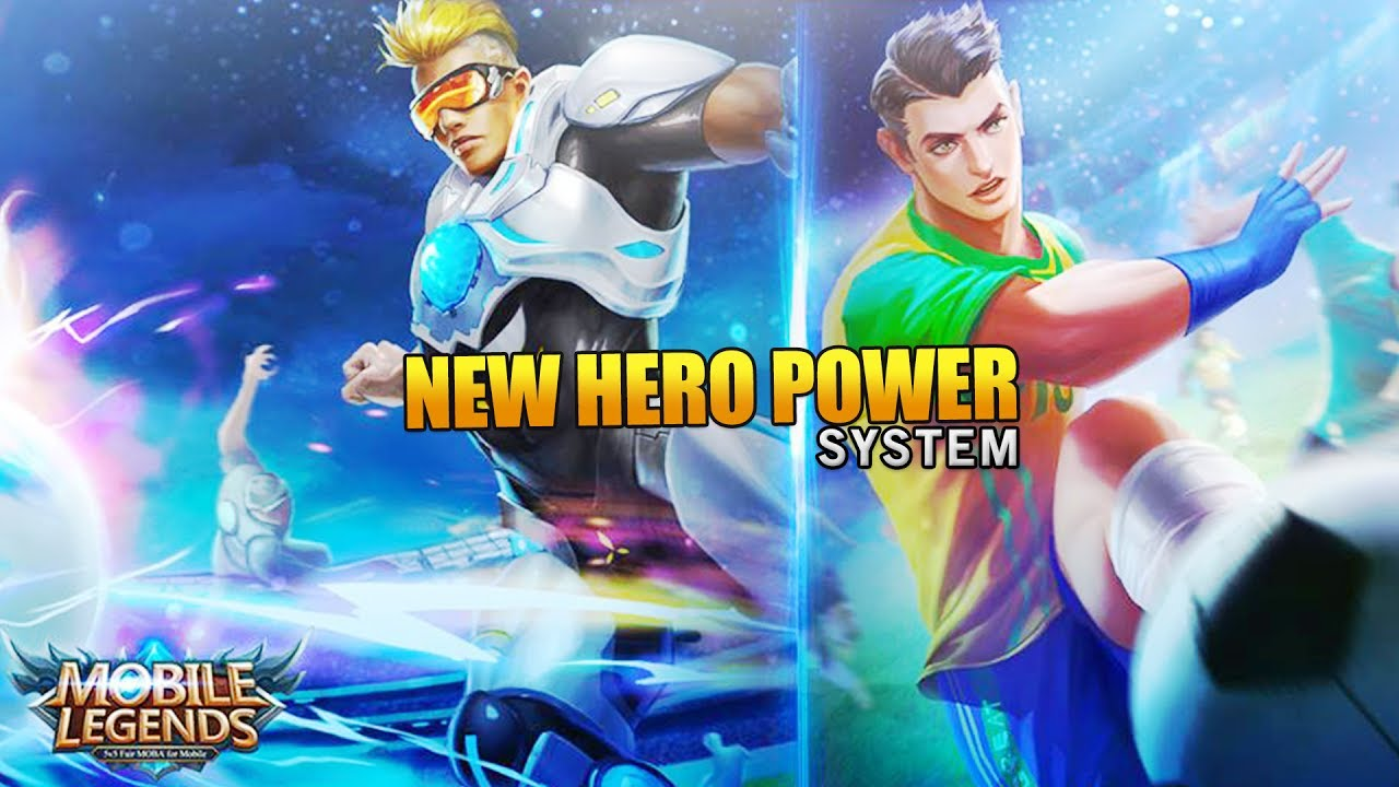 New Hero Power System To Fix Match Making Ranking (Mobile Legends)