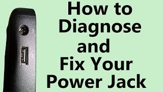 How to Fix a Broken Power Jack on Your Laptop