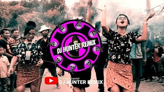 DJ Hunter Remix - DJ MELODY DUA PUTRI GOYANG NGABUBURIT BASS GLERR