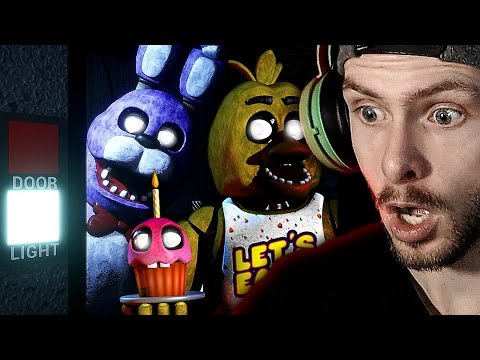 SCARIER THAN THE ORIGINAL! | Five Unreal Nights at Freddy's Legacy Edition Gameplay! thumbnail