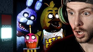 SCARIER THAN THE ORIGINAL! | Five Unreal Nights at Freddy's Legacy Edition Gameplay!