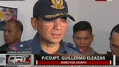 PCP commander, sinibak ni NCRPO chief Eleazar matapos hindi mahagilap sa police station