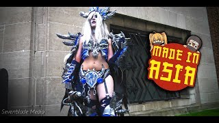 Made In Asia 2019 :: Brussels Expo :: 4k Cosplay Music Video // See you in 2020!