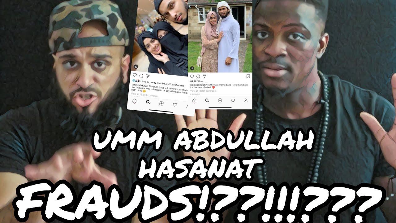 Umm Abdullah \u0026 Hasanat Scandal EXPLAINED! Feat Jae Deen!