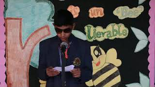 Rahil 7th Knowledge Assembly Activity SDS School 16 11 18 mpeg4