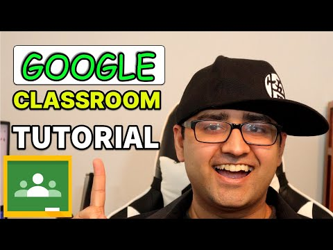 Google Classroom Tutorial For Teachers 2020 - Getting Started With The NEW Google Classroom