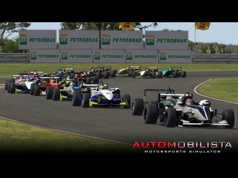 AMS Australia Broadcast - Formula 3 R2 - Silverstone