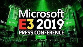 MICROSOFT E3 2019 PRESS CONFERENCE DISCUSSION || Timmy Talks E3