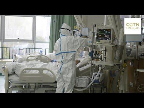 Coronavirus: 2067 cas confirmés dans le monde, 56 morts en Chine