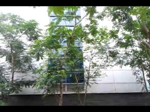 Parking structure at RSCM Jakarta